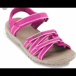 Girls Teva Tirra sandals 3 pink